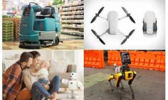 Top 100 Robotics Innovations of 2020