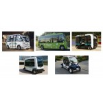 5 companies working on unmanned shuttles and buses