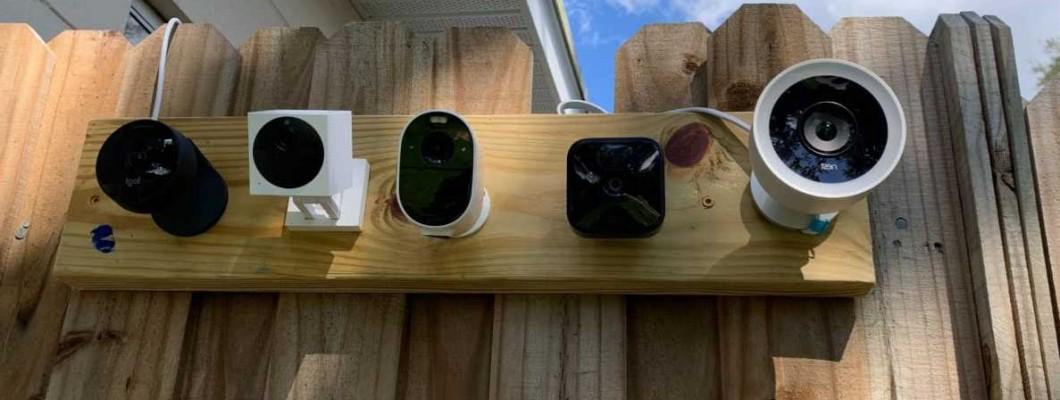 The best smart outdoor security cameras of 2020