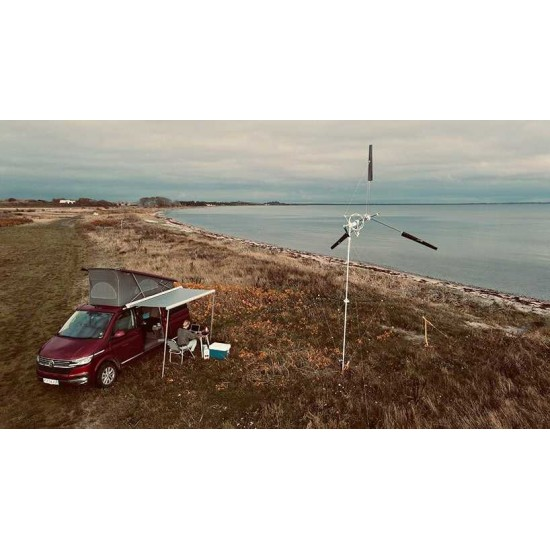 Portable Wind Turbine Wind Catcher Lite KiteX