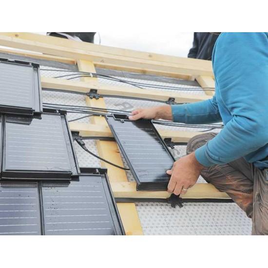 Solar roof tiles Autarq