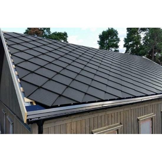 Solar roof tile SolteQ Quad40