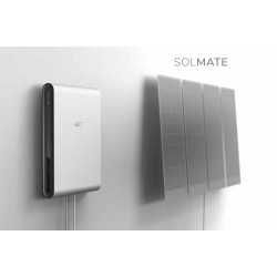 Solar panels for city apartments SolMate