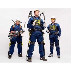 Industrial exoskeleton ExoHeaver ExoMed