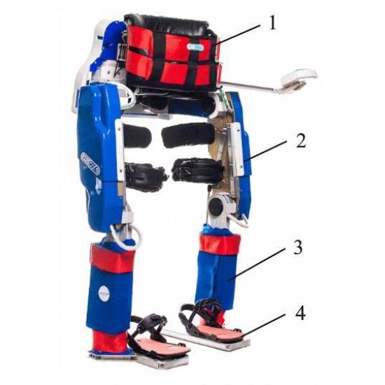 Rehabilitation exoskeleton ExoLite ExoMed