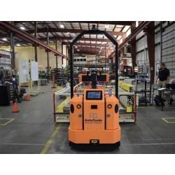 Autonomous tug AutoGuide MAX-N Base AMR