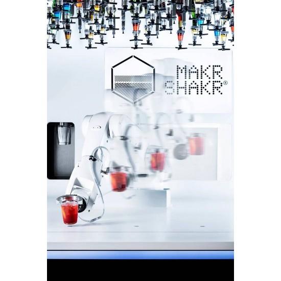 Robot bartender Toni  Mark Shakr