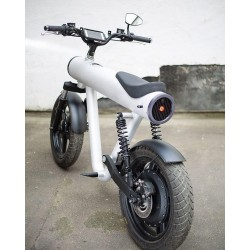 Electric Motorcycle Pocket Rocket S
