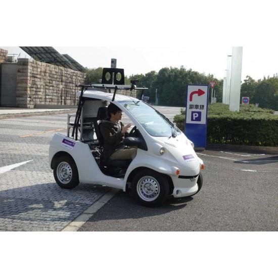 Unmanned minicar RoboCar MV 2