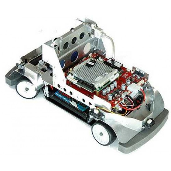 Unmanned minicar RoboCar MV 2 from ZMP Inc