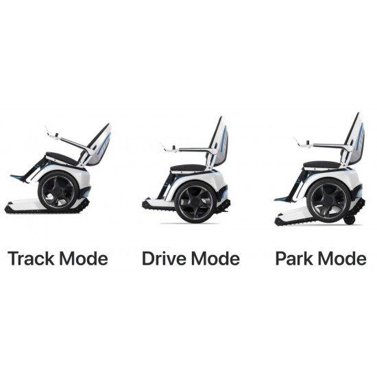 Wheelchair lift Scewo Bro