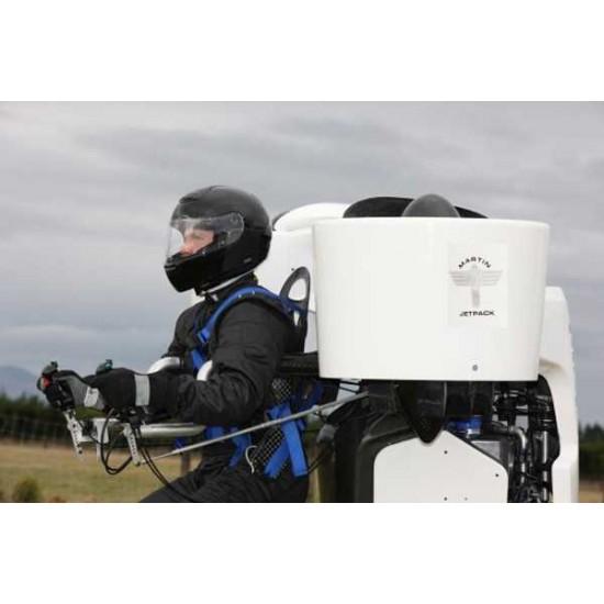 Реактивный ранец Martin Jetpack